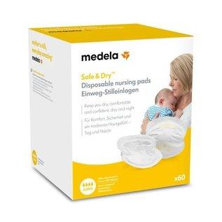 Medela Safe & Dry™ Einweg-Stilleinlagen