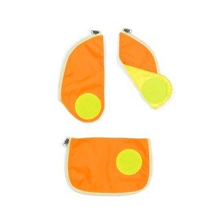 ergobag Sicherheitsset Cubo orange