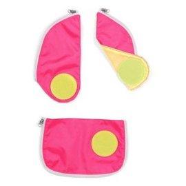 ergobag Sicherheitsset Cubo pink