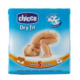 Chicco Dry Fit 5 - Junior Size