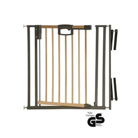 Geuther Treppenschutzgitter Easylock Wood Plus 84.5 - 92.5cm