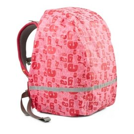 ergobag Regencape power pink