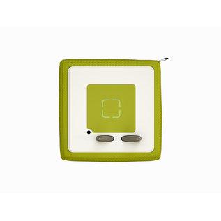 tonies Toniebox Starterset grün mit Kreativ-Tonie