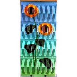 Necono AG Verdunstungsposter Sonnenblume