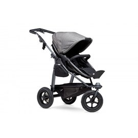 TFK Trends for Kids Mono Kombi Kinderwagen premium grau
