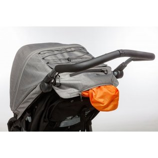 TFK Trends for Kids Mono Sportkinderwagensitz-Einhang grau