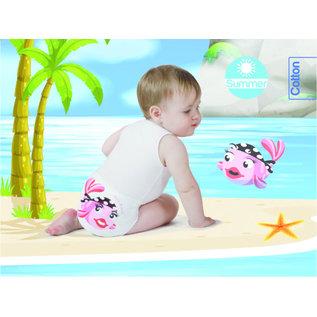 Vivosan J Bimbi Sommer-Body Pink Fisch