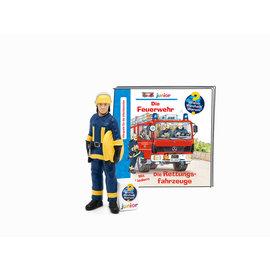 tonies Die Feuerwehr/Die Rettungsfahrzeuge