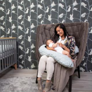 Zewi bébé-jou Still- und Lagerungskissen Mikroperlen