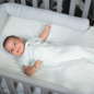 Zewi bébé-jou Zewi Decke hellgelb