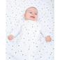 Zewi bébé-jou Zewi Decke lime Stars