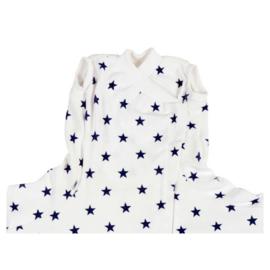 Zewi bébé-jou Zewi Decke navy Stars