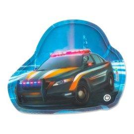ergobag LED-Klettie Polizeiauto
