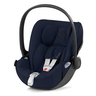 Cybex Cloud Z i-Size Plus Babyschale mit Liegefunktion Nautical Blue