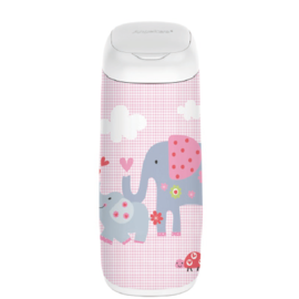 Angelcare Dress up XL Bezug Elephant Family
