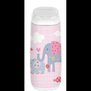 Angelcare Dress up XL Bezug Elephant Family