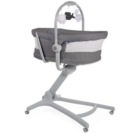 Chicco Baby Hug 4 in 1 Air Dark Grey