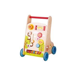 Spielba Lernlaufhilfe Entdeckerwagen