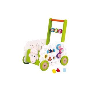 Spielba Spielba Lernlaufhilfe Baby Walker Schaf