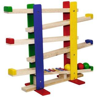 Spielba Kugelbahn Xylophon