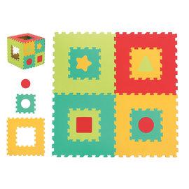 Ludi Ludi Spielmatte Geometrie 120.5 x 120.5 cm