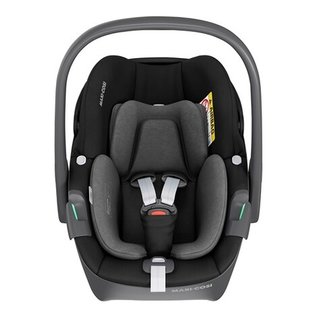 Maxi-Cosi Babyschale Pebble 360 i-Size Essential Black