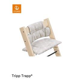 Stokke Stokke Tripp Trapp Classic Kissen Stars Silver