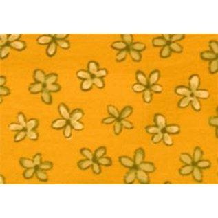 Erisana Hängematte Blumenwiese gelb
