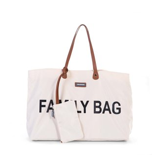 Childhome Childhome Family Bag Cremefarbe
