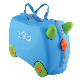 Trunki Trunki Reisekoffer blau