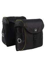 Willex bagagetas 300 zwart/geel