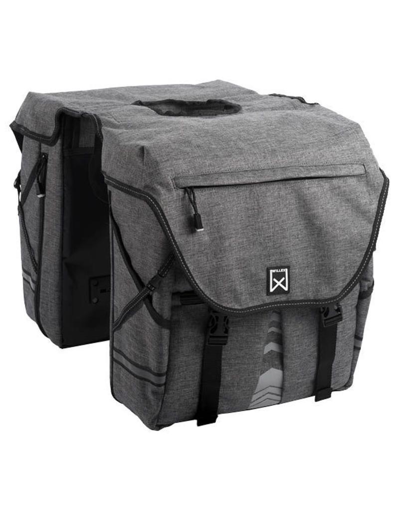 Willex bagagetas XL 1200 antraciet