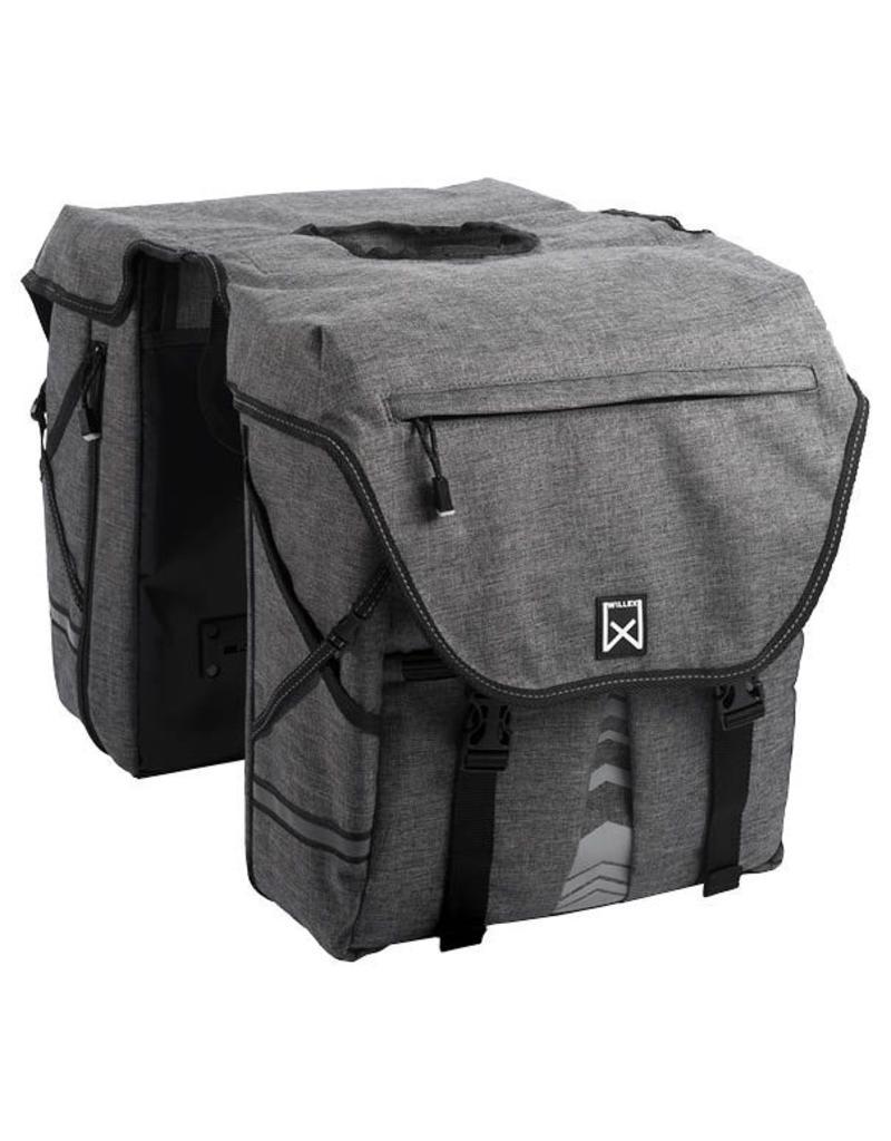 Willex bagagetas S 1200 antraciet