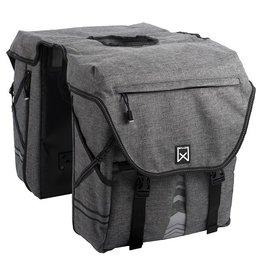 Willex bagagetas 1200 antraciet 28L