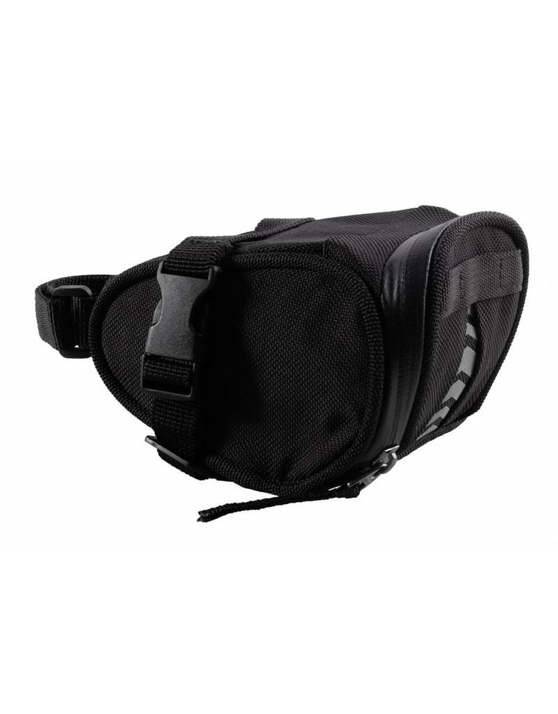 Willex zadeltas S 1200 zwart 0.8L