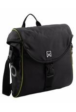 Willex pakaftas 300 S zwart/geel 12L