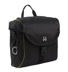 Willex pakaftas 300 zwart/geel 19L