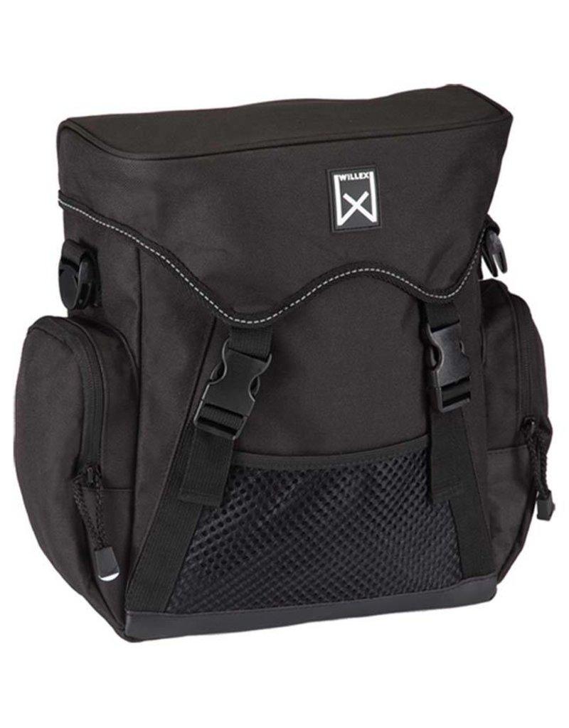 Willex pakaftas XL zwart 17L