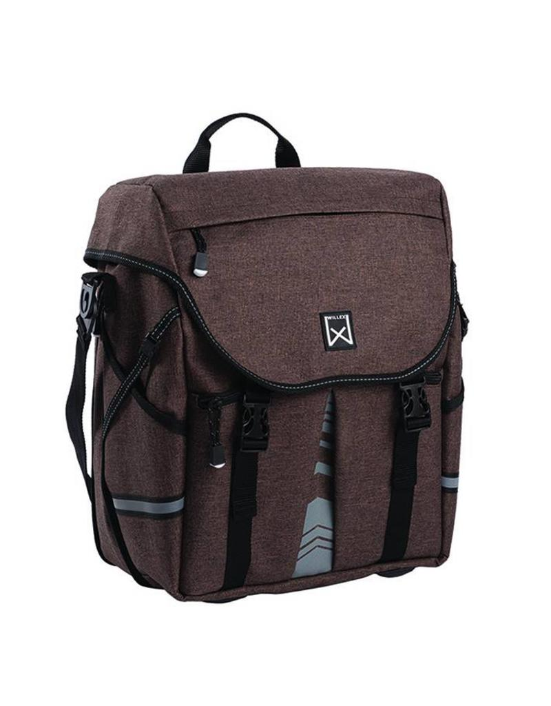 Willex pakaftas XL 1200 bruin 25L