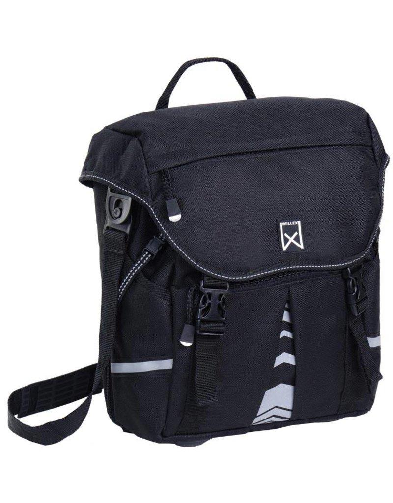 Willex pakaftas S 1200 zwart 10L