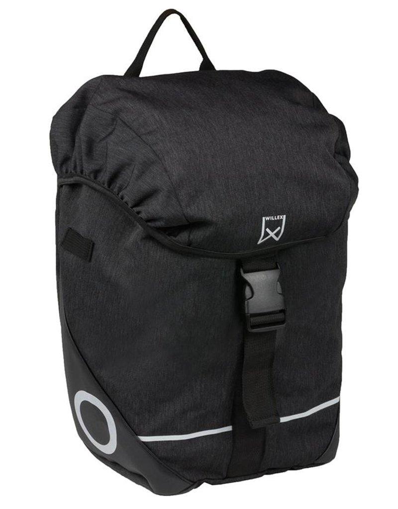 Willex pakaftas 200 zwart 14.5L