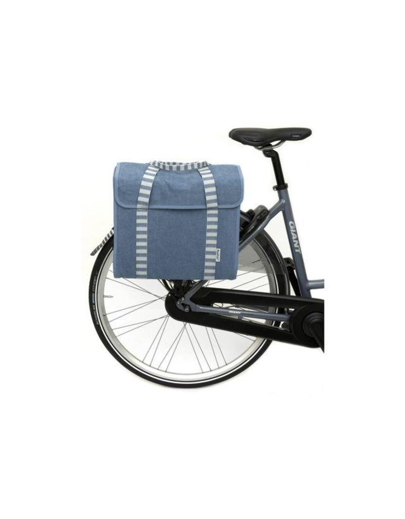 Fastrider shopper fietstas JEANS 23L