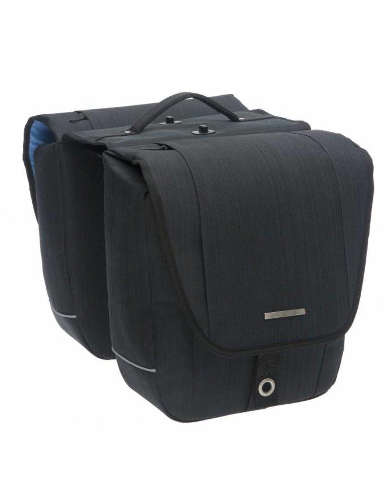 New Looxs Avero afneembare tas zwart 25L