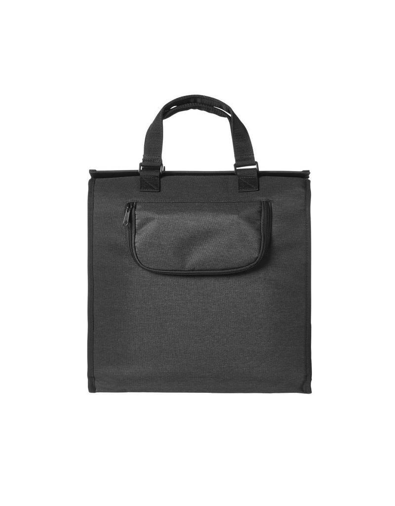 Basil Mira Shopper pakaftas zwart 17L