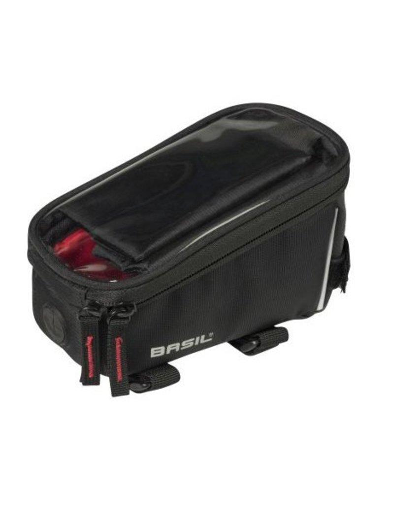 Basil Sport Design frametas zwart 1L