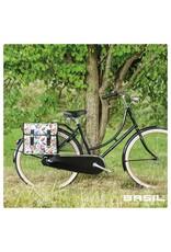 Basil Mara XL dubbele tas meadow 35L