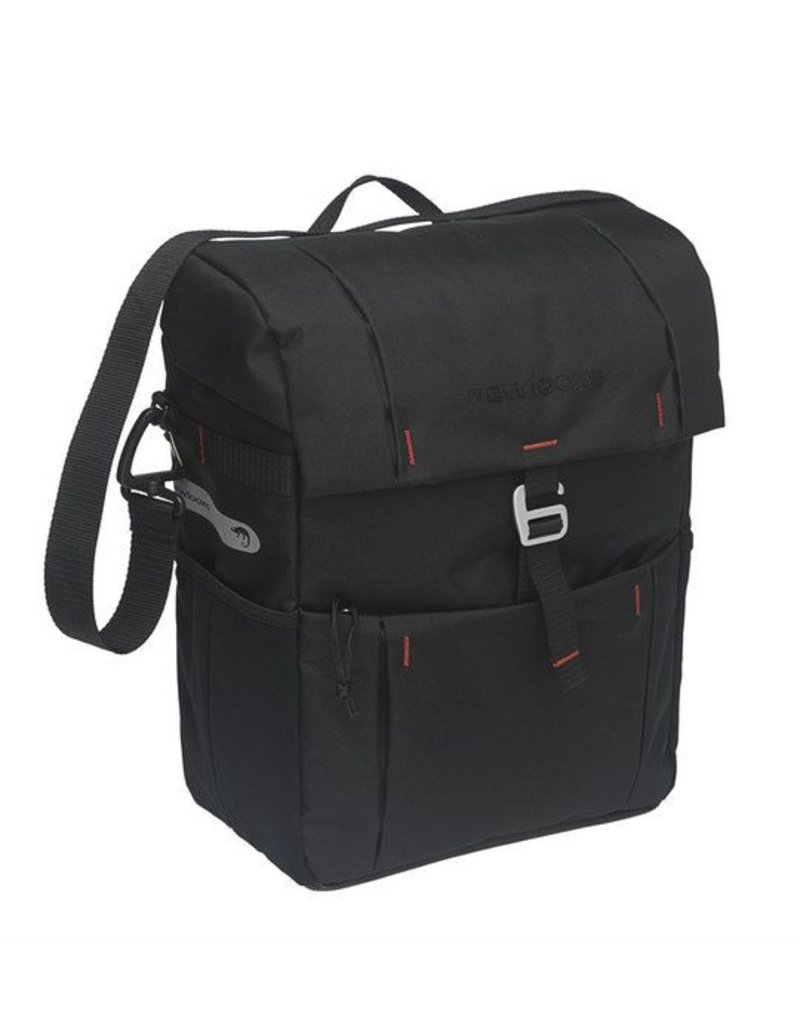 New Looxs Vigo pakaftas zwart 18.5L