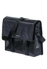 Basil Urban Load Messenger Bag zwart 15-17L