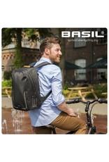Basil Urban Dry backpack zwart 18L
