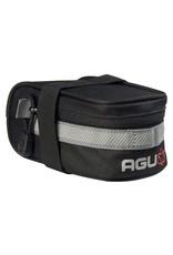 AGU zadeltas Floyd zwart 0.6L